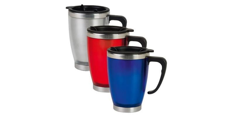Mug isotherme : un classique de la communication par l'objet