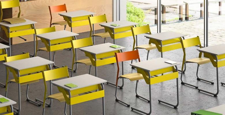 Quelles sont les normes à respecter pour le choix du mobilier des salles de cours ?